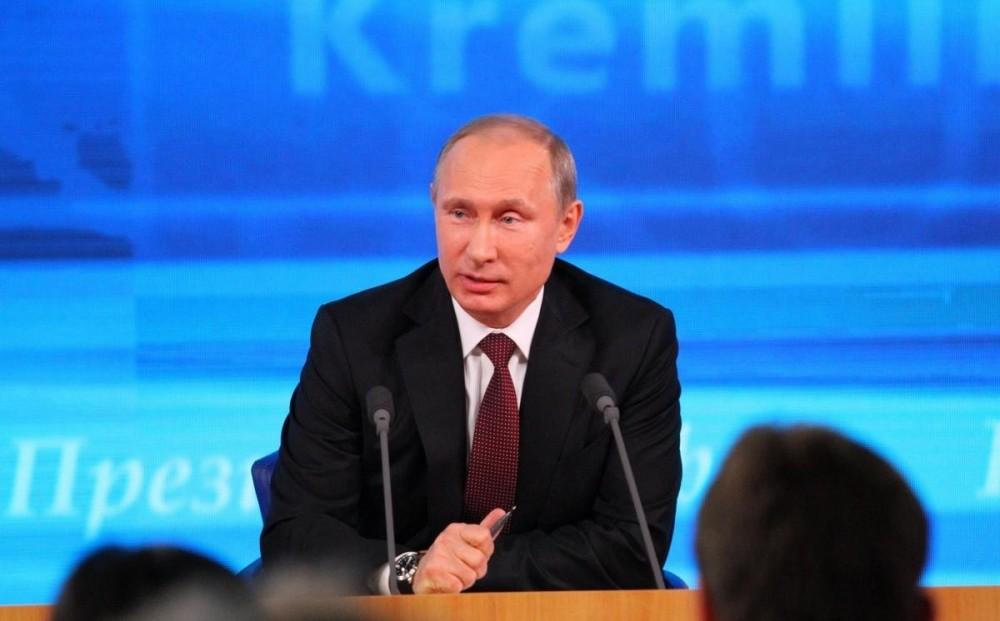 Владимир Путин ээлжит хэвлэлийн бага хурлаа энэ сарын 17-нд хийнэ