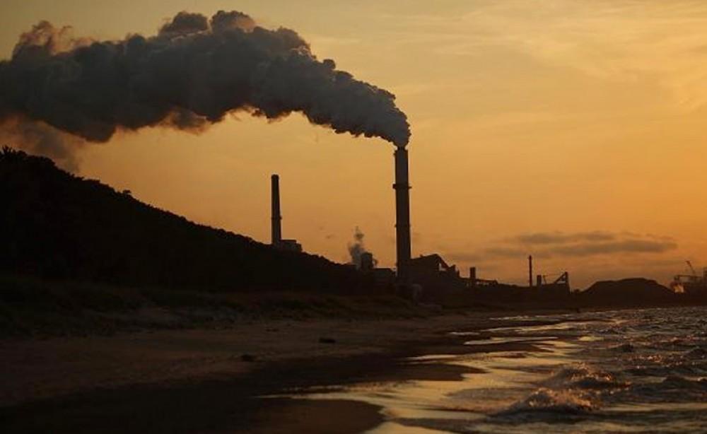 Байгалийн хий, нүүрсний хоорондох шаантаг
